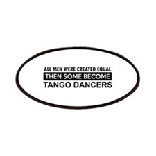 Tango Dance designs Patches