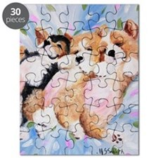 Bellies Up Puzzle