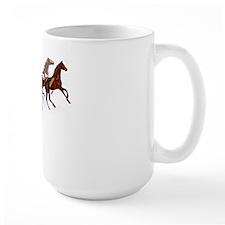 Horsey Christmas Mug