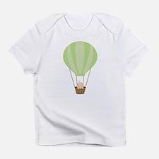Green Balloon Baby Infant T-Shirt