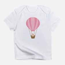 Pink Balloon Baby Infant T-Shirt