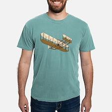 wrightflyer Mens Comfort Colors Shirt