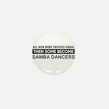Samba Dance designs Mini Button (10 pack)