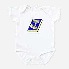 Reading is Cool Infant Bodysuit