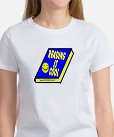 Reading is Cool Women's T-Shirt