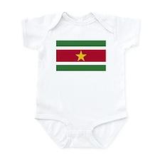 Flag of Suriname Onesie