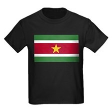 Flag of Suriname T