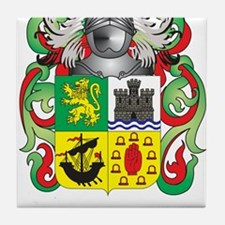 McNeil Coat of Arms - Family Crest Tile Coaster