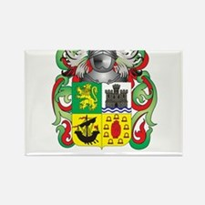 McNeil Coat of Arms - Family Crest Rectangle Magne