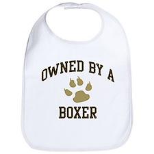 Boxer: Owned Bib