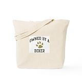 Boxer dog Totes & Shopping Bags