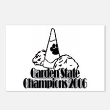 Oaklyn Cougars Garden State Champs  Postcards (Pac