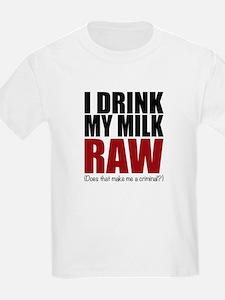 Raw baby T-Shirt