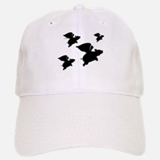 When Pigs Fly Baseball Baseball Baseball Cap