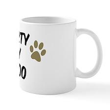 Cavapoo: Property of Mug