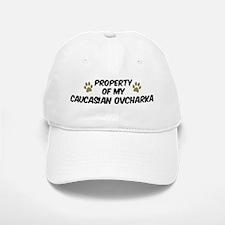 Caucasian Ovcharka: Property Baseball Baseball Cap