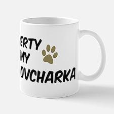 Caucasian Ovcharka: Property  Mug