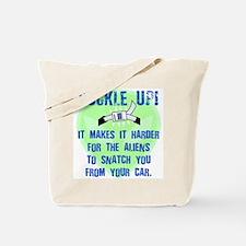 Alien Snatch:  Tote Bag