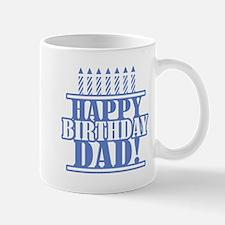 Happy Birthday Dad Small Small Mug