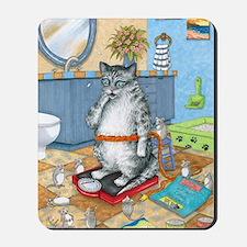 Cat 579 Mousepad