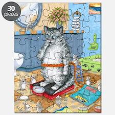 Cat 579 Puzzle