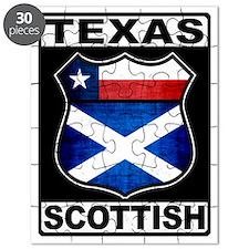 Texas Scottish American Puzzle
