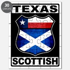 Texas Scottish American Puzzle