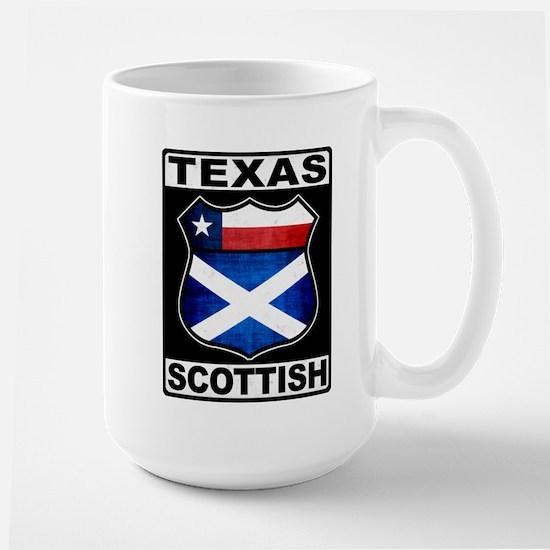 Texas Scottish American Mug