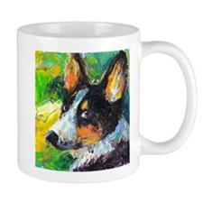 Corgi Welsh pembrooke dog 1 Mug
