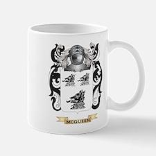McQueen Coat of Arms - Family Crest Mug