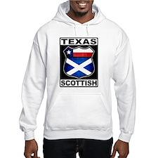 Texas Scottish American Jumper Hoody
