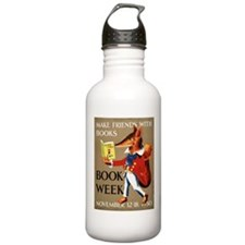 1950 Children's Book Week Water Bottle