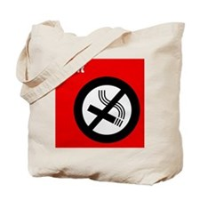 iQuit Smoking Tote Bag
