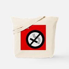 iQuit Smoking Tote Bag