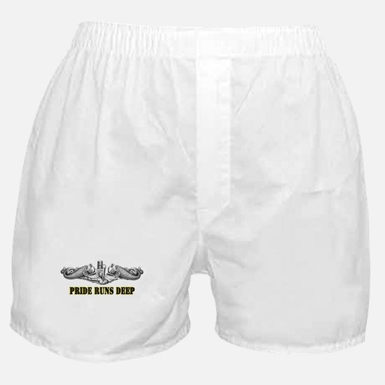 Pride Runs Deep! SSN-786 Boxer Shorts