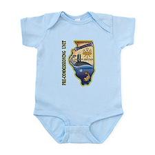 PCU Illinois SSN 786 Infant Bodysuit
