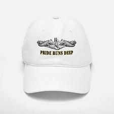 Pride Runs Deep! SSN-786 Baseball Baseball Cap