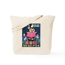 1955 Children's Book Week Tote Bag