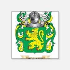 McShane Coat of Arms - Family Crest Sticker