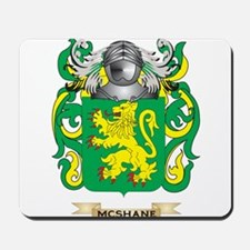 McShane Coat of Arms - Family Crest Mousepad