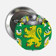 """McShane Coat of Arms - Family Crest 2.25"""" Button"""
