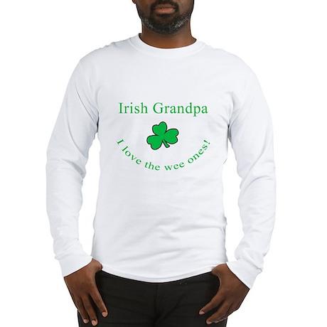 Irish Grandpa Long Sleeve T-Shirt