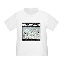 Don Giovanni black & white T