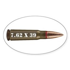 7.62 AK Ammo Design Decal