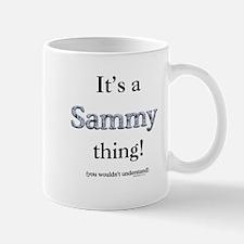 Sammy Thing Mug