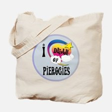 I Dream of Pierogies Tote Bag
