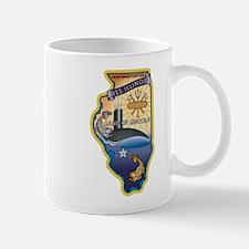SSN 786 USS llinois Mug