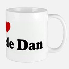 I Love My Uncle Dan Mug