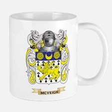 McVeigh Coat of Arms - Family Crest Mug
