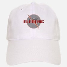 Electric Car Baseball Baseball Cap